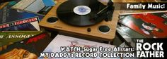 """Watch: SUGAR FREE ALLSTARS release Lyric Video for """"My Daddy's Record Collection"""""""