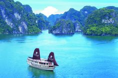2-Day Halong Bay Cruise on the Viola cruise from Hanoi This 4-star cruise in Halong Bay is proud to welcome you on-board one of its luxury boats for your dreamlike Viola Cruise in Halong Bay! Enjoy a 2-day tour of the beautiful UNESCO World Heritage Site of Vietnam's Halong Bay. Cruise among the stunning karst rock formations, sample delicious seafood suppers, and get a cookery demonstration of traditional Vietnamese cuisine. Relax on board, or snorkel, kayak, and swim in refr...