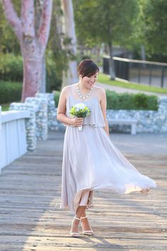 See how real girls wear their Paper Crown bridesmaid dresses