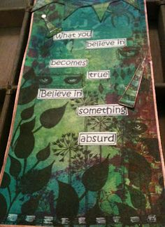 The Little Shabby Shed: Dylusions