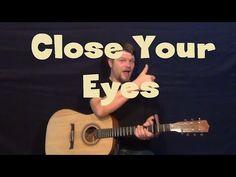 """Close Your Eyes"" (Meghan Trainor) Easy Guitar Lesson How to Play Tutorial - YouTube"