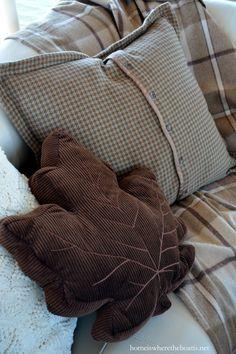 autumn.quenalbertini: Autumnal Pillows - Fall Pontoon Picnic | HIWTBI