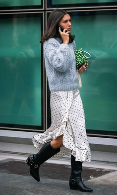 Ganni's polka-dot print is seriously cool and has been worn by everyone from Emili Sindlev to Leandra Medine. Click here to shop the key pieces. http://fashion.haydai.com #Cool, #Ganni39S, #Polkadot, #Print, #Worn http://fashion.haydai.com/gannis-polka-dot-print-is-seriously-cool-and-has-been-worn-by-everyone-from/