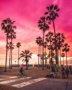 Venice California by Paolo Fortades | CaliforniaFeelings.com #california #cali #LA #CA #SF