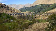 "Glenfinnan Viadukt – die ""Harry Potter""-Brücke"