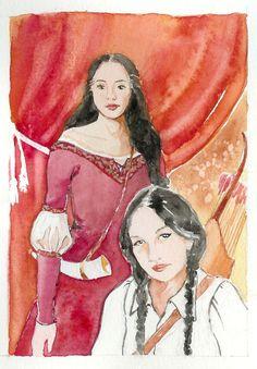 Gentle Susan - Narnia- book verse