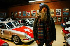 Magnus Walker On All Cars (Not Just Porsche), Life, The Universe & Everything - Petrolicious