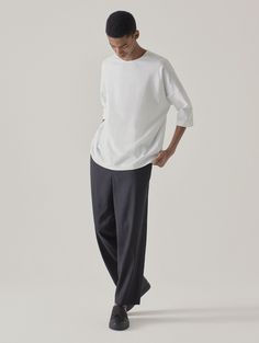 COS   New dimensions in trousers