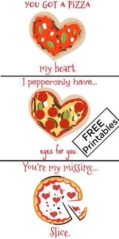 Usted me había en Pizza FRIDGE MAGNET-Divertido Novia Amor Día de San Valentín
