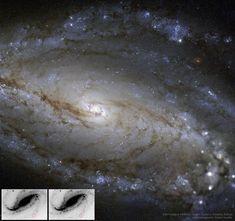 APOD: NGC 613 in Dust, Stars, and a Supernova (2018 Feb 28) Image Credit: NASA, ESA, Hubble, S. Smartt (QUB); Acknowledgement: Robert Gendler; Insets: Victor Buso https://apod.nasa.gov/apod/ap180228.html