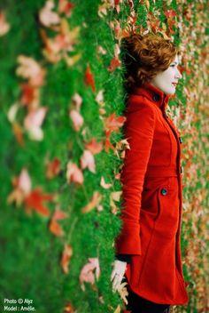 Le petit chaperon roux II by Alyz
