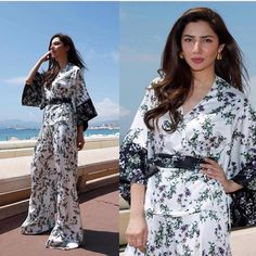 Pakistani actress makes her first appearance at looking stunning! We can't wait to see her debut on the red carpet 😍… Actress Anushka, Pakistani Actress, Maira Khan, Pakistani Dresses Casual, Indian Celebrities, Beautiful Celebrities, Indian Designer Wear, Cannes Film Festival, Looking Stunning