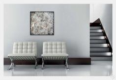 Peinture abstrait tableau contemporain industriel Décoration Bas-Rhin - leboncoin.fr