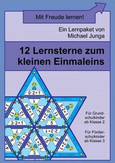 Lernpaket 12 Lernsterne Kleines 1x1_1