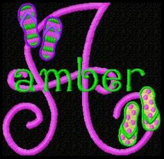 Great Applique and Embroidery designs