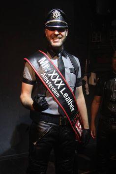 MR. XXXLEATHER Amsterdam 2015 NDND