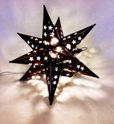 Mexican Star Lantern by DeannaBratt on Etsy