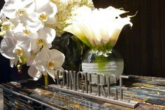 The concierge desk at Toronto's new Four Seasons, image by Craig White