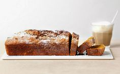 Zoete+aardappelcake+met+kaneel+en+gember