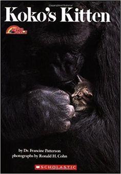 Koko's Kitten (Reading Rainbow) by Dr. Francine Patterson (1987) #Books