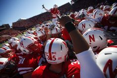 I love my Huskers!