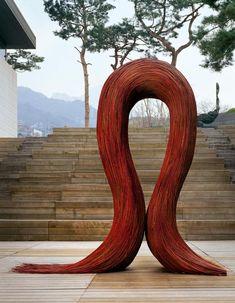 Gana Art Gallery, Seoul, South Korea. From Daniel Ost