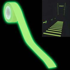 €7,95 Lichtgevende Plakband http://www.icadeau.nl/nl/glow-dark-tape