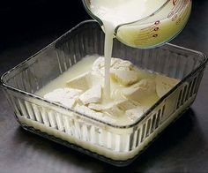 From curds to whey and where they separate—a step-by-step guide to a classic Mediterranean cheese. Easy Cheese, How To Make Cheese, Make Your Own, Make It Yourself, Homemade Cheese, Breakfast Lunch Dinner, Cheese Recipes, Feta, Healthy Recipes