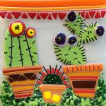 Cactus Plate|As You Wish Pottery