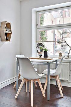 Jurnal de design interior: Două livinguri într-un duplex de 69 m²