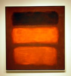 Mark Rothko. Untitled. 1963