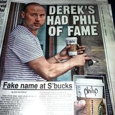 <b>Derek Jeter