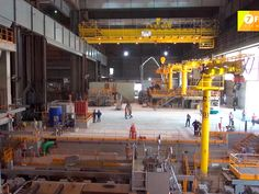 steel mill facility equipped with cranes from GH Cranes & Components. Among others, the supply includes a 75/20 t EOT crane, 7 jib cranes and a 2×80 t semi-gantry.  Installation made by Ingytec, our distributor in Argentina. (www.ingytec.com).