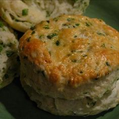 Barefoot Contessa's Chive Biscuits Recipe