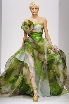 Georges Chakra Spring 2013