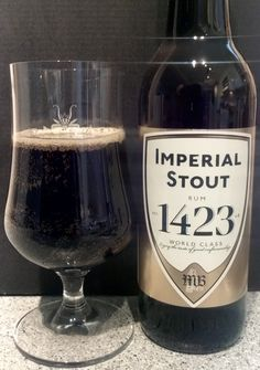 Midtfyns Bryghus 11,9 Imperial Stout Rum 22-04 2016 17.34.50