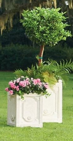 A traditional design on a grand scale, our graciously sized Chantal Planter offers ample planting space for topiaries or floral arrangements. Crafted from crushed stone and resin to give the appearance of handcarved, whitewashed stone. Crushed Stone, Garden Oasis, Topiaries, Pet Home, Traditional Design, Planting, Floral Arrangements, Hand Carved, Resin
