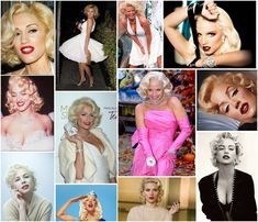 Celebrities as Marilyn Monroe = Mind Controlled person via Monarch Mind Control programs.The present day trauma-based mind-control is an outgrowth of practices that the Mystery Religions practiced in deep secrecy. Satanism has been alive and well for many centuries but has remained unexposed behind its religious fronts due to the ability of generational Satanists to create MPD (Multiple Personality Disorder). READ MORE:http://nesara.insights2.org/Monarch.html