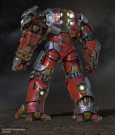 Kitbashing from Phil Saunders and Josh Herman Iron Man designs - sorry for butchering your awesome work guys. Zbrush, Iron Man Fan Art, Iron Man Cartoon, Iron Man Hulkbuster, Lego Iron Man, Iron Man Wallpaper, Batman Universe, Dc Heroes, Infinity War
