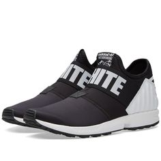 c58f219be059 Adidas x White Mountaineering ZX Flux Plus (Black) Post Modern Influence  Mens Skechers