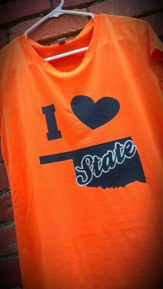 I love OK State