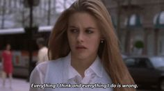Back in the Alicia Silverstone was the queen of cool—thanks to her role as Cher Horowitz in the iconic teen flick Clueless. These days, the. Clueless Quotes, Clueless 1995, Clueless Fashion, Clueless Characters, Clueless Aesthetic, Cher Horowitz, Alicia Silverstone, Color Me Beautiful, Movie Lines