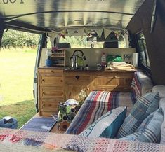 Camper van conversion diy 210