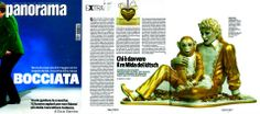 """VILLARI for the magazine """"Panorama"""" in may 2012"""