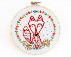 Cute embroidery patterns : My favorite cross-stitch designs