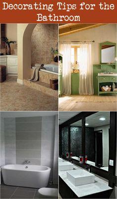 Decorating Tips for the Bathroom Bathroom Colors, Bathroom Interior, Bathroom Decor, Remodel, Wellness Design, Bathroom Items, Diy Bathroom Design, Beach Theme Bathroom, Bathroom Design