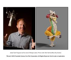 Jesse Tyler Ferguson in Ice Age: Collision Course Ice Age Collision Course, Adam Devine, Blue Sky Studios, Visa Gift Card, All Movies, Photo Credit, The Twenties, My Girl, Back To School