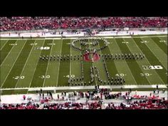 The Best Marching Band In The World Does Dancing Aliens And A DeLorean