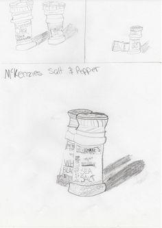 Assesment 3 week 4  Mckenzies salt and pepper