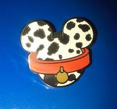 Dalmation Mickey ears